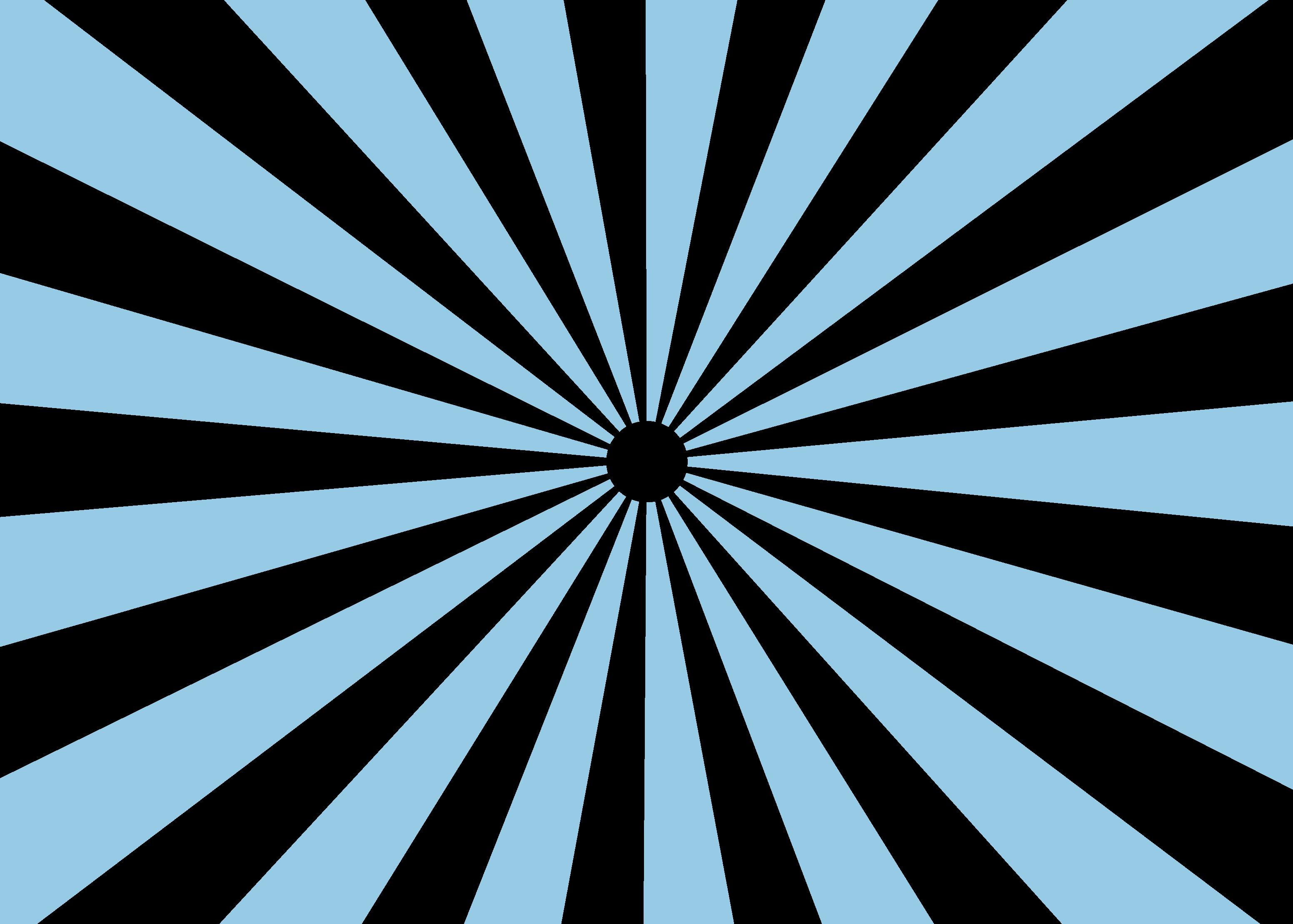 シンプル放射状(放射線)背景日の出風 / ピカピカにぎやか | 可愛い無料