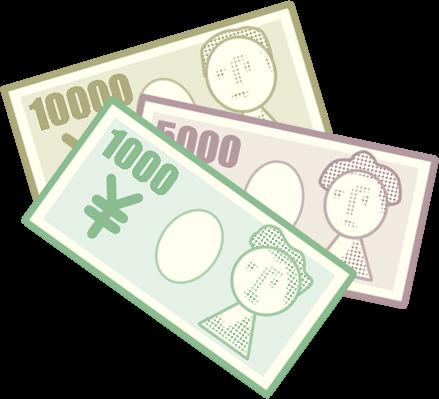 紙幣のお札イラスト / 千円 ... : スマートフォン 印刷 : 印刷