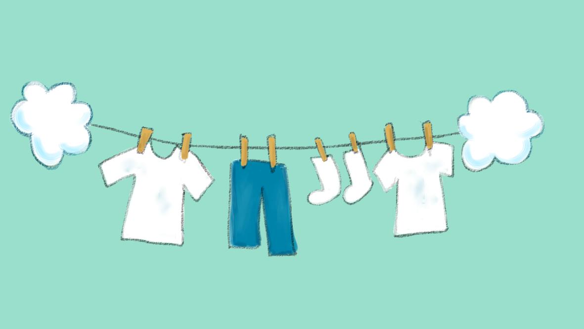 「イラスト 無料 洗濯」の画像検索結果