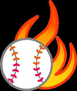 野球ボールのイラスト / 基本の ... : 名前シール 無料テンプレート : 無料