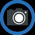 カメラのイラスト・