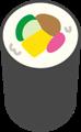 恵方巻のフレーム