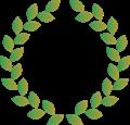 月桂樹、緑、入選などに