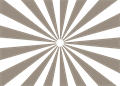 日の出放射背景(基本)灰色