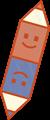文房具・赤青鉛筆
