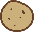 シンプルジャガイモ