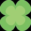 クローバーパーツ、緑